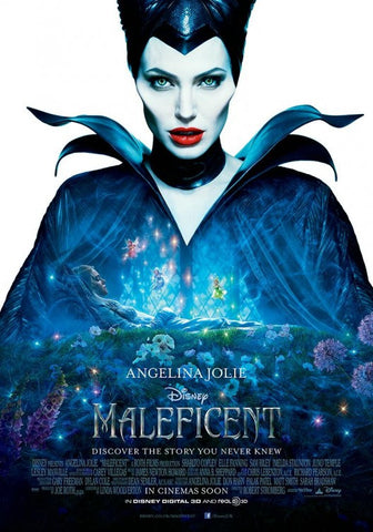 Maleficent [VUDU, iTunes, OR Disney - HD]
