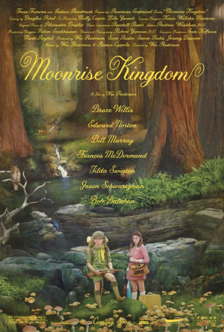 Moonrise Kingdom [Ultraviolet - HD]
