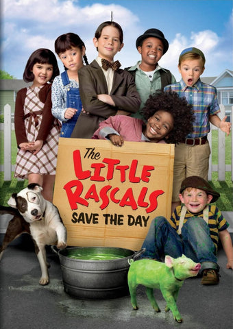 The Little Rascals Save the Day [iTunes - HD]