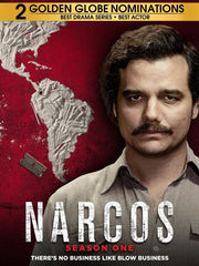 Narcos - Season 1 [Ultraviolet - SD]