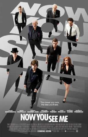 Now You See Me [iTunes - HD]