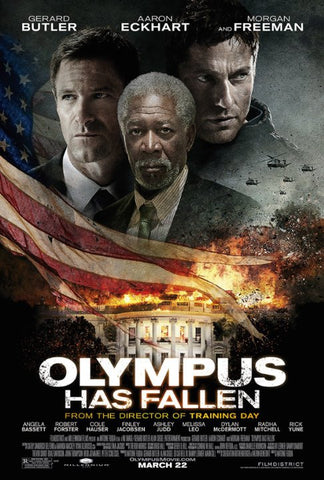 Olympus Has Fallen [Ultraviolet - SD]