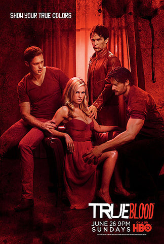 True Blood - Season 4 [VUDU / Flixster / iTunes - HD]