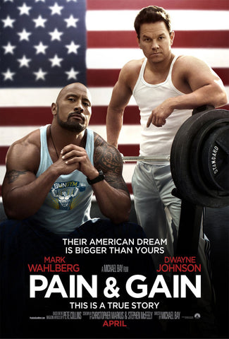 Pain & Gain [Ultraviolet - HD]