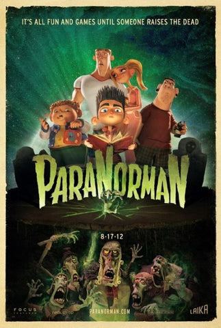 Paranorman [iTunes - HD]