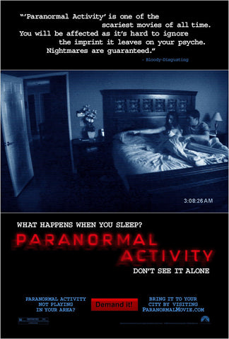Paranormal Activity [Ultraviolet - SD]