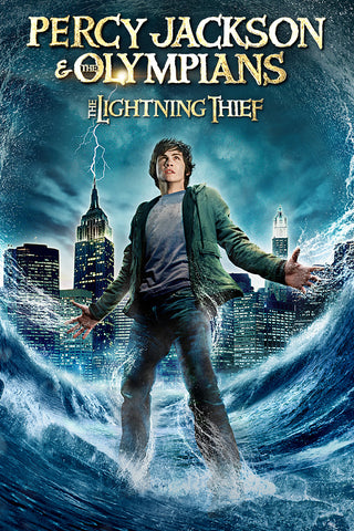 Percy Jackson & the Olympians: The Lightning Thief [VUDU - HD]