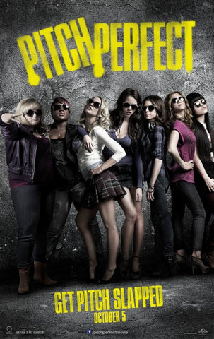 Pitch Perfect [VUDU - HD or iTunes - HD via MA]