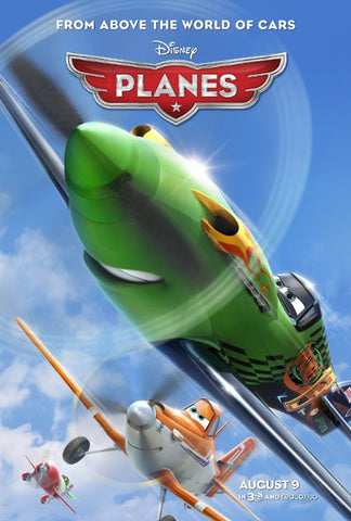 Planes [VUDU, iTunes, OR Disney - HD]