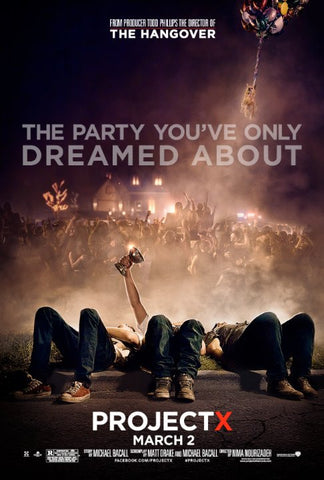 Project X [VUDU - HD or iTunes - HD via MA]