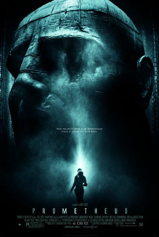 Prometheus [VUDU - HD or iTunes - HD via MA]