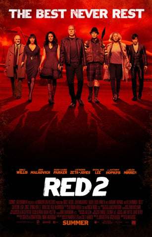 Red 2 [iTunes - HD]