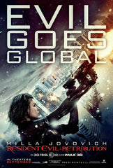 Resident Evil: Retribution [VUDU - SD or iTunes - SD via MA]