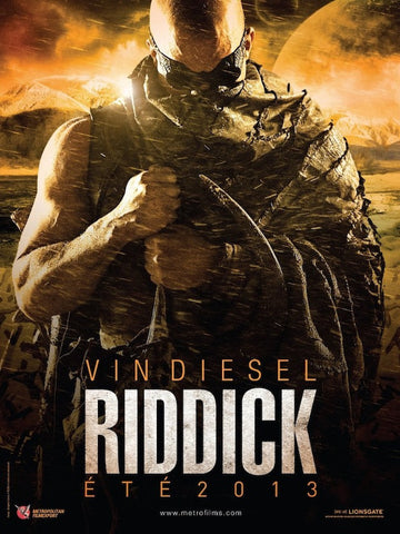 Riddick (Unrated) [Ultraviolet - SD]