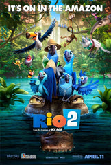 Rio 2 [Ultraviolet OR iTunes - HDX]