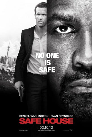 Safe House [iTunes - HD]