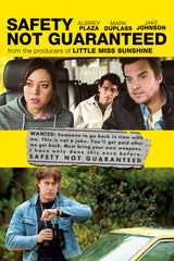 Safety Not Guaranteed [Ultraviolet - SD]