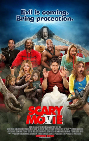 Scary Movie 5 [Ultraviolet - SD]