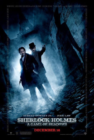 Sherlock Holmes: A Game of Shadows [Ultraviolet - SD]