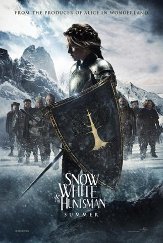 Snow White and the Huntsman [iTunes - HD]
