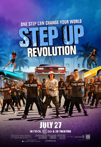 Step Up Revolution [Ultraviolet - HD]