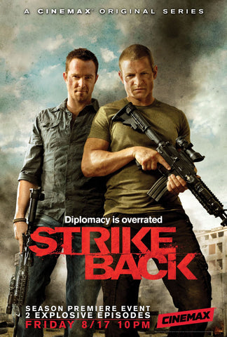 Strike Back - Season 2 [VUDU - HD]