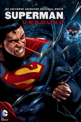 Superman: Unbound [Ultraviolet - HD]