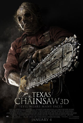 Texas Chainsaw [iTunes - HD]