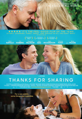 Thanks for Sharing [VUDU - SD]