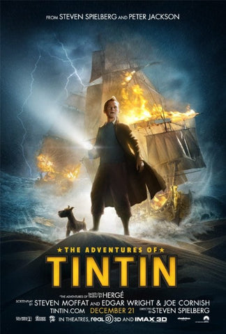 The Adventures of Tintin [iTunes - SD]