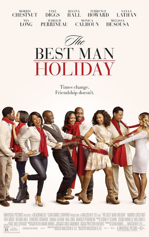 The Best Man Holiday [iTunes - HD]
