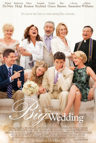 The Big Wedding [Ultraviolet - SD]
