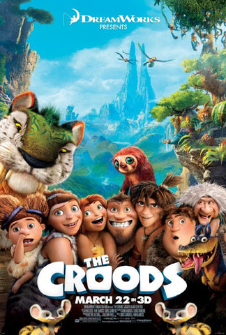 The Croods [Ultraviolet - HD]