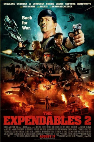 The Expendables 2 [iTunes - SD]