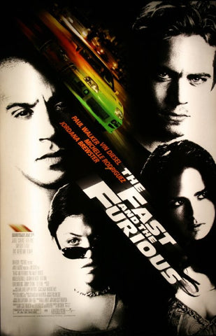 The Fast and The Furious [Ultraviolet - HD]