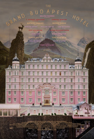 The Grand Budapest Hotel [Ultraviolet - HD or iTunes - HD via MA]