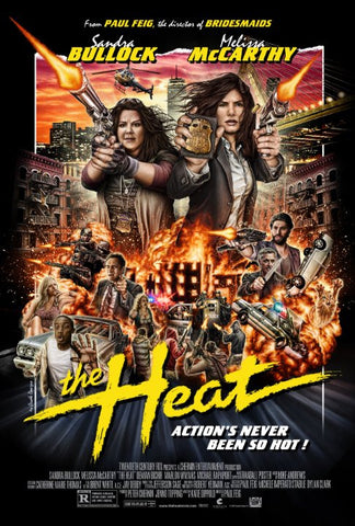 The Heat [VUDU - HD or iTunes - HD via MA]