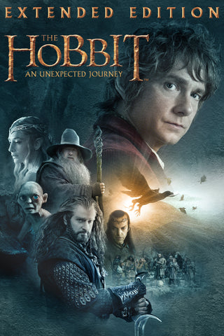 The Hobbit: An Unexpected Journey - Extended Edition [Ultraviolet - HD]