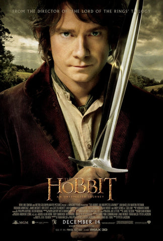 The Hobbit: An Unexpected Journey [Ultraviolet - SD]