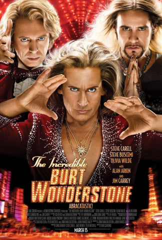 The Incredible Burt Wonderstone [VUDU - HD or iTunes - HD via MA]
