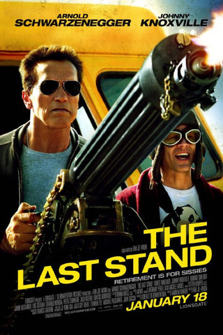 The Last Stand [iTunes - HD]