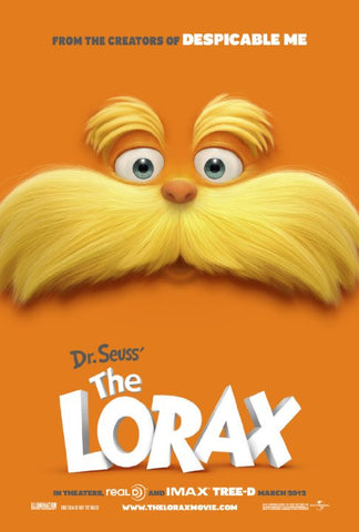 The Lorax [iTunes - HD]