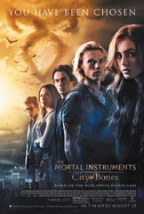 The Mortal Instruments: City of Bones [VUDU - SD or iTunes - SD via MA]