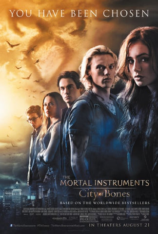 The Mortal Instruments: City of Bones [VUDU - HD or iTunes - HD via MA]