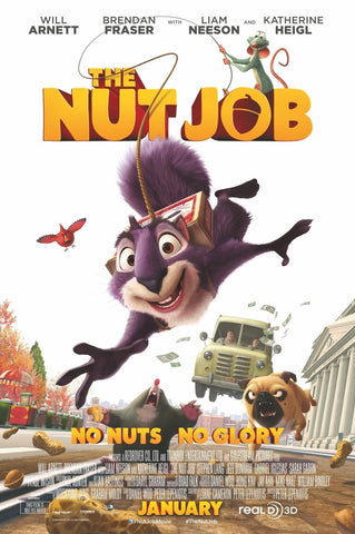 The Nut Job [iTunes - HD]