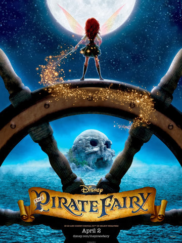 The Pirate Fairy [VUDU - HD]