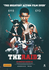 The Raid 2 [VUDU - SD or iTunes - SD via MA]