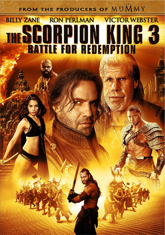 The Scorpion King 3: Battle for Redemption [Ultraviolet - HD]
