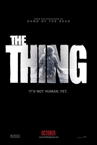 The Thing - 2011 [iTunes - HD]
