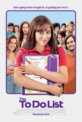 The To Do List [VUDU - SD or iTunes - SD via MA]